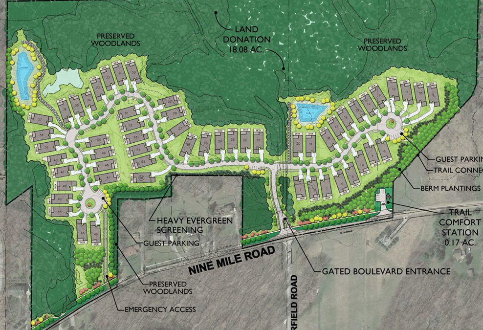St. Clair River Plaza Redevelopment Plan